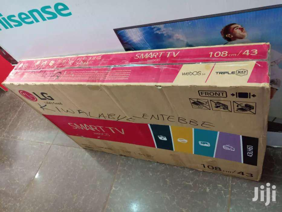 Brand New LG Smart Tv 43 Inches | TV & DVD Equipment for sale in Kampala, Central Region, Uganda