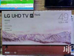 UHD 4K LG 49 Inches Smart TV