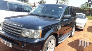 Land Rover Range Rover Sport 2007 HSE 4x4 (4.4L 8cyl 6A) Black   Cars for sale in Central Region, Kampala