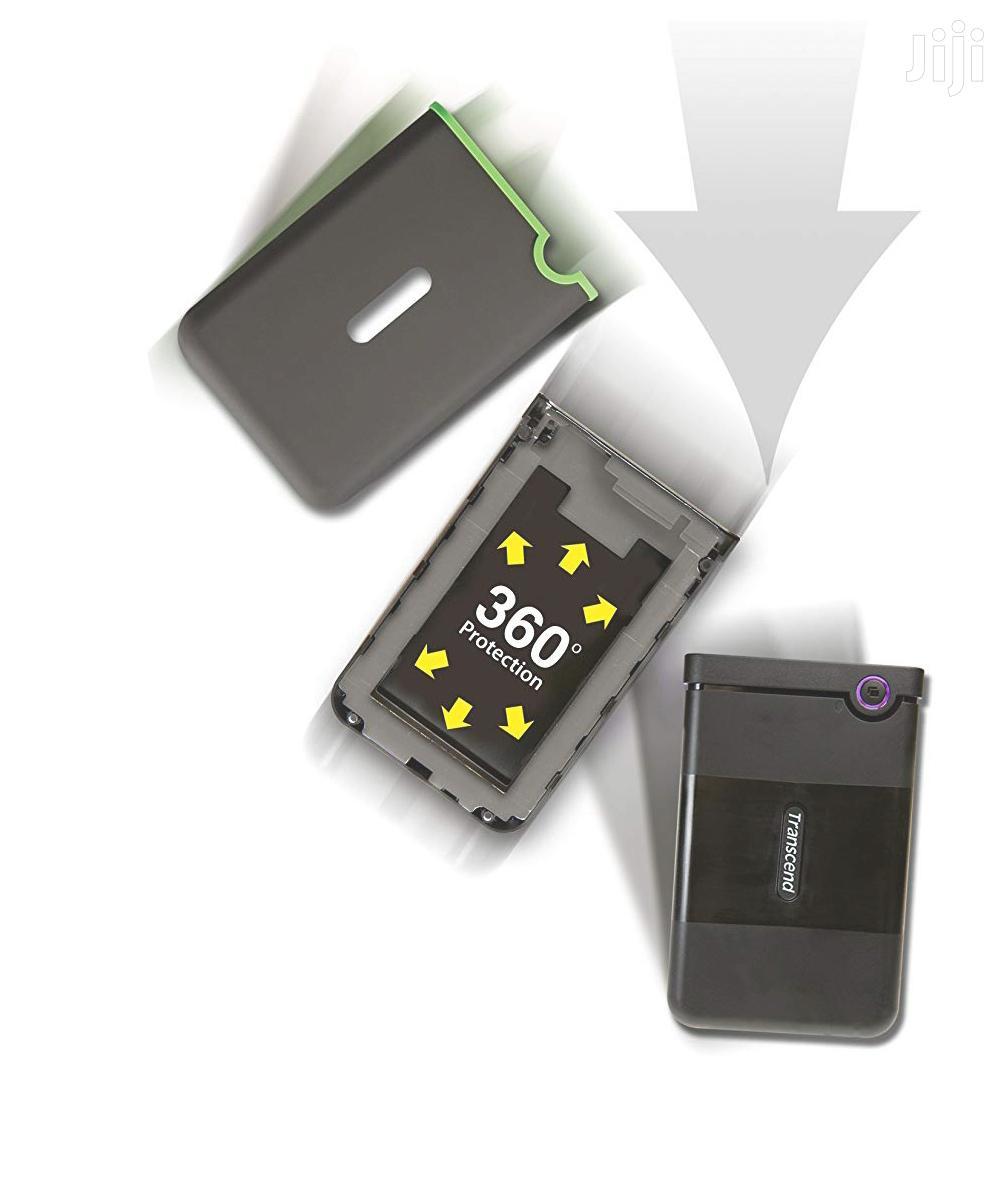 Original Transcend External Hard Drive 1TB | Computer Hardware for sale in Kampala, Central Region, Uganda