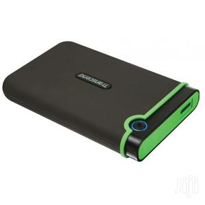 Authentic Transcend External Hard Drive 3.0 2TB Shockproof | Computer Hardware for sale in Central Region, Kampala
