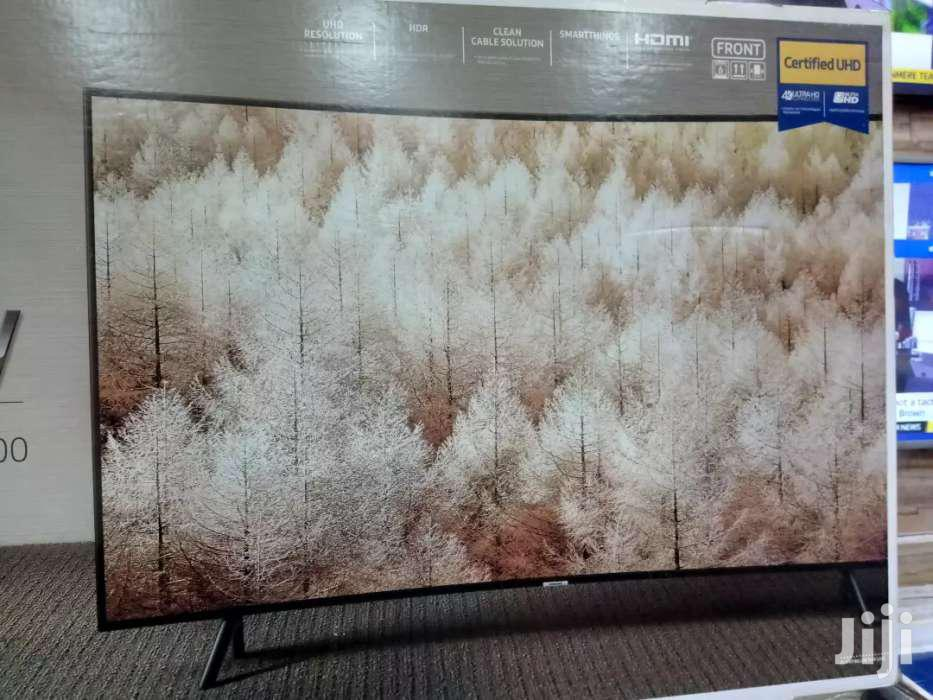 55inches Curve  UHD Samsung 4K Smart TV