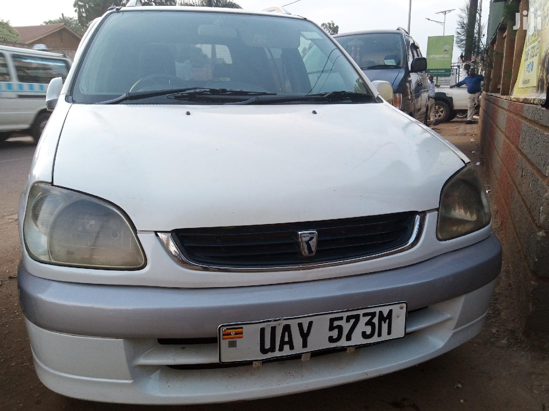 Toyota Raum 2002 White | Cars for sale in Kampala, Central Region, Uganda