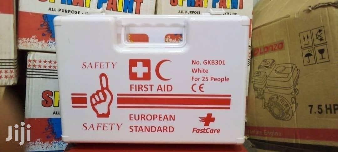 First Aid Kit (European Standard)