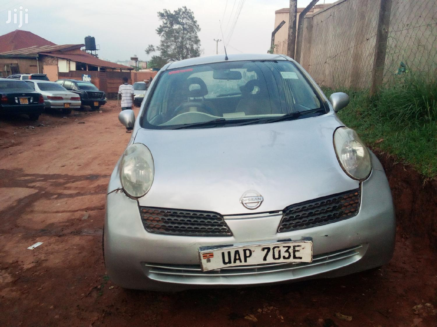 Nissan March 1998 Silver | Cars for sale in Kampala, Central Region, Uganda