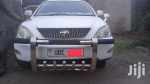 Toyota Harrier 2007 White