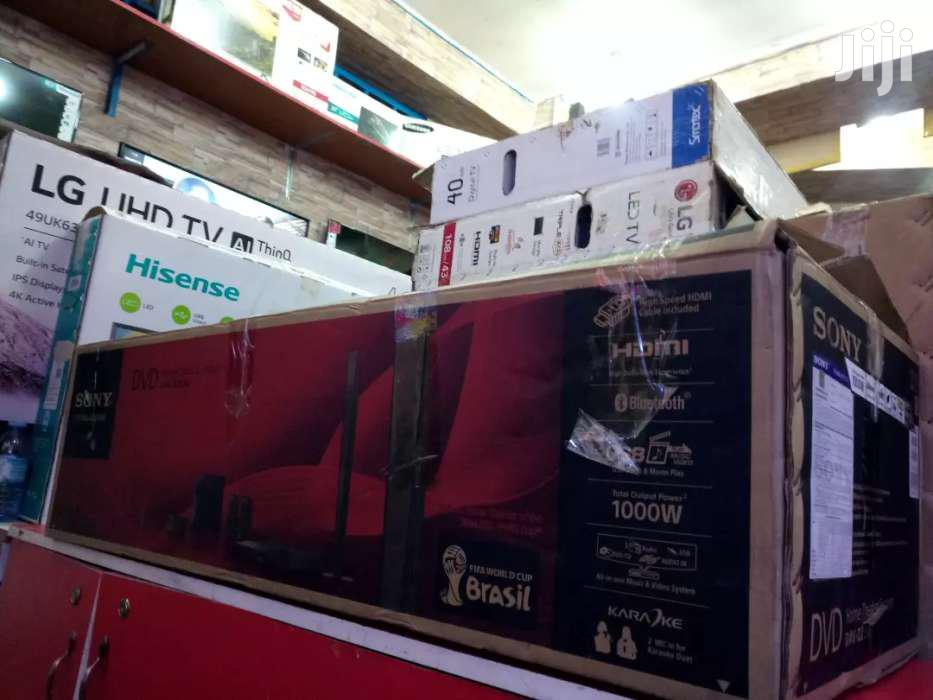 BRAND NEW SONY HOME THEATRE SOUND SYSTEM, 1000 WATTS | Audio & Music Equipment for sale in Kampala, Central Region, Uganda