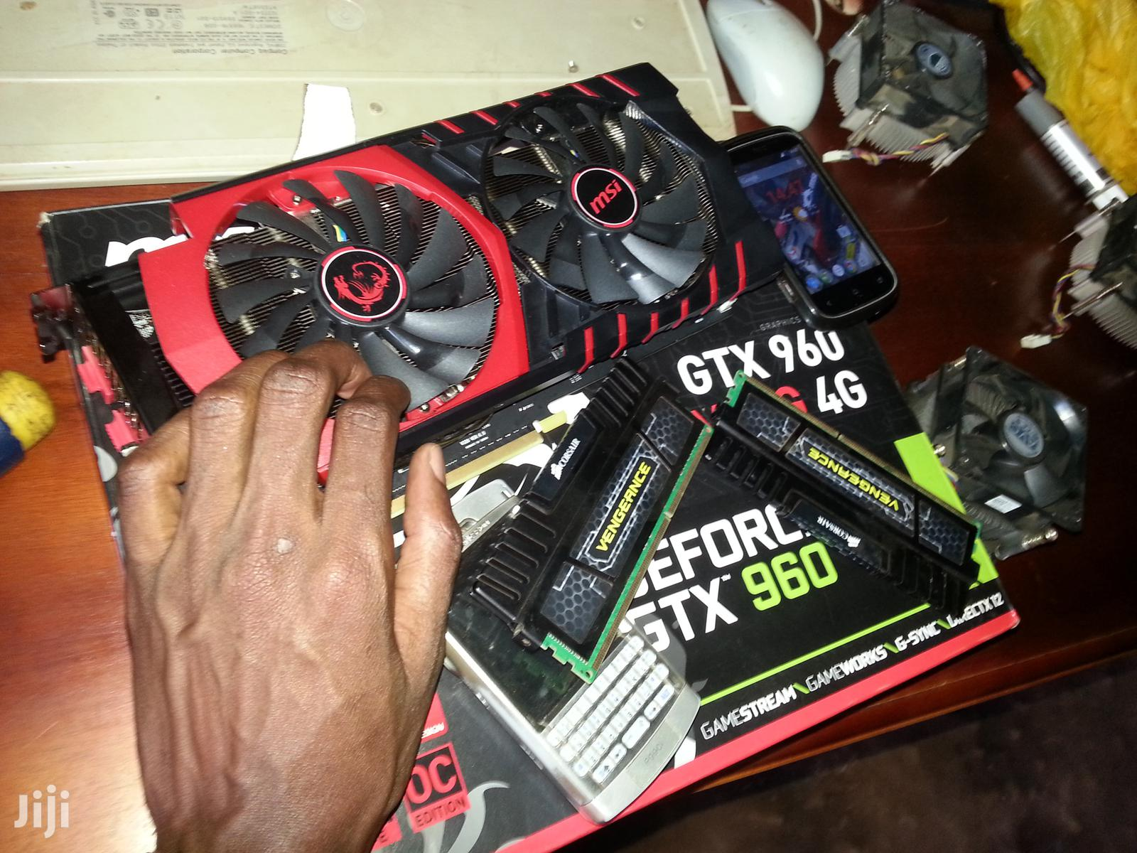 Archive: Msi Nvidia Geforce GTX 960 4GB GDDR5 OC Gaming X Graphics Card