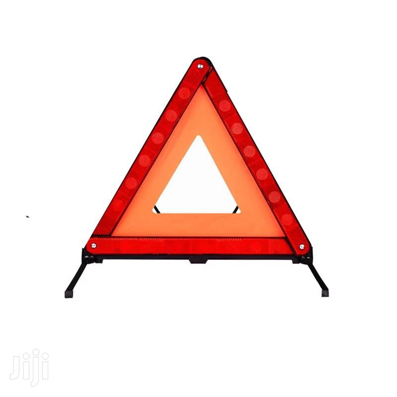 Reflective Triangle Car Safety Warning Emergency