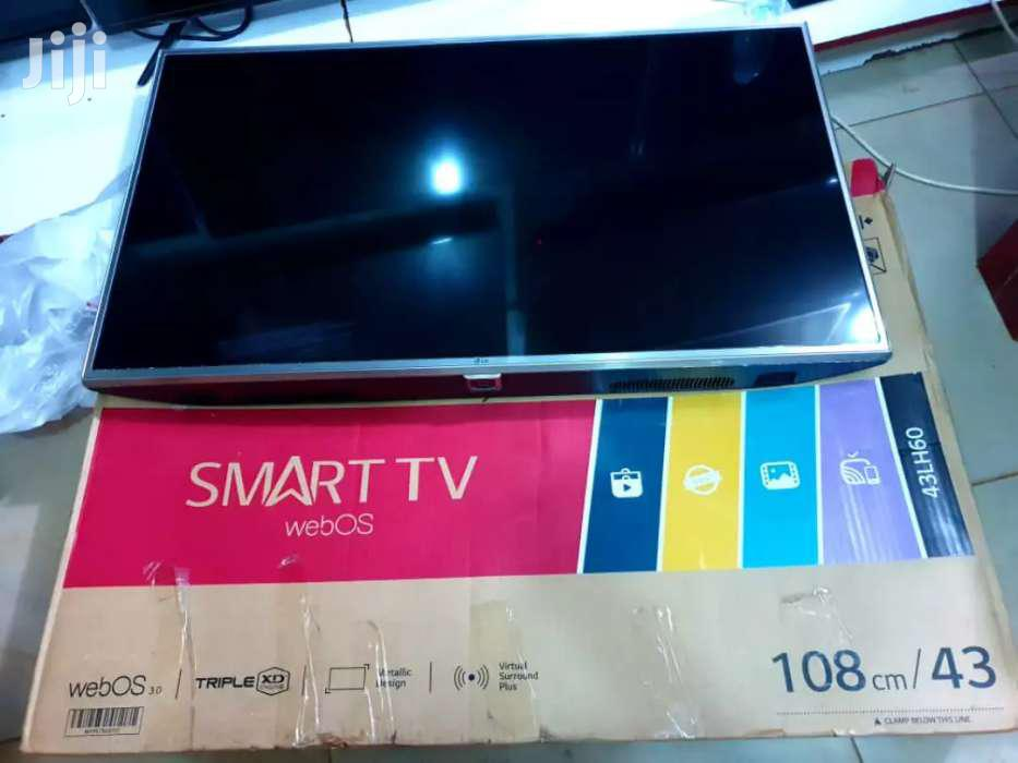 Brand New LG Smart Tv 43 Inches