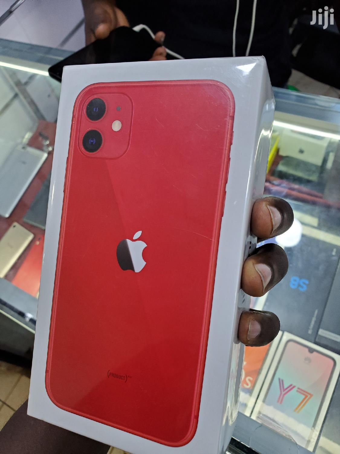 New Apple iPhone 11 Pro Max 256 GB Red | Mobile Phones for sale in Kampala, Central Region, Uganda