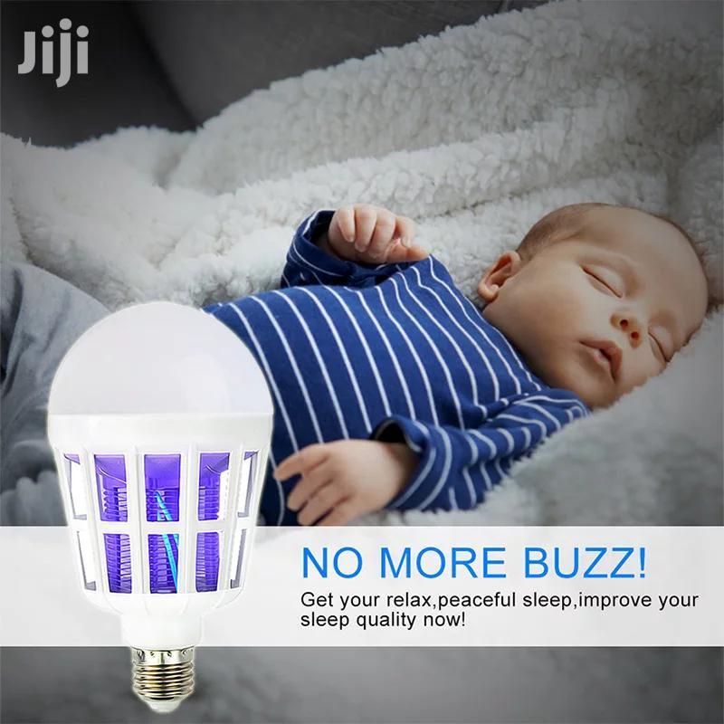 Mosquito Killer Bulb E27LED Bulb For Home Lighting Bug Zapper Trap | Home Accessories for sale in Kampala, Central Region, Uganda