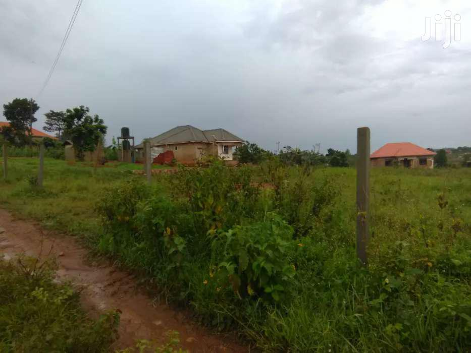 50 Decimals Land After Kitende In Ssisa Ntebe Road For Sale