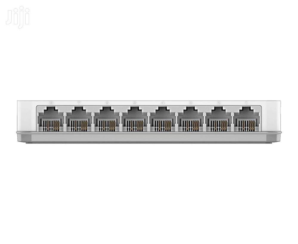 D-link DES-1008A 8-ports Network Switch | Networking Products for sale in Kampala, Central Region, Uganda