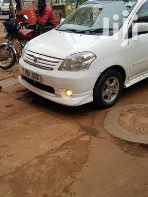 Toyota Raum 2006 White   Cars for sale in Central Region, Kampala