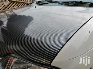 Carbon Vinly Per Metre | Vehicle Parts & Accessories for sale in Central Region, Kampala