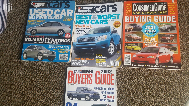 Car Reliability Books | Books & Games for sale in Mukono, Central Region, Uganda