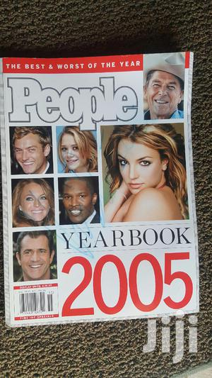 People Magazine 2005 Year Book   Books & Games for sale in Central Region, Mukono