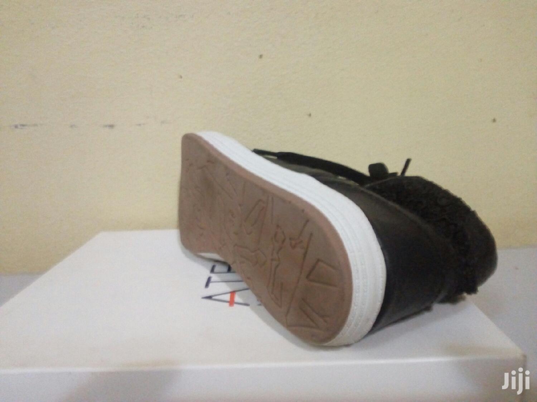 Kids Black & White Casual Shoe Size 36 | Children's Shoes for sale in Kampala, Central Region, Uganda