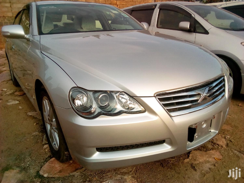 Toyota Mark X 2007 Silver | Cars for sale in Kampala, Central Region, Uganda
