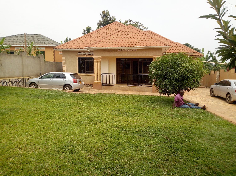 Three Bedroom House In Najjera For Sale   Houses & Apartments For Sale for sale in Kampala, Central Region, Uganda