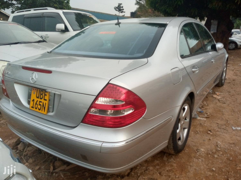 Mercedes-Benz E320 2004 Silver   Cars for sale in Kampala, Central Region, Uganda