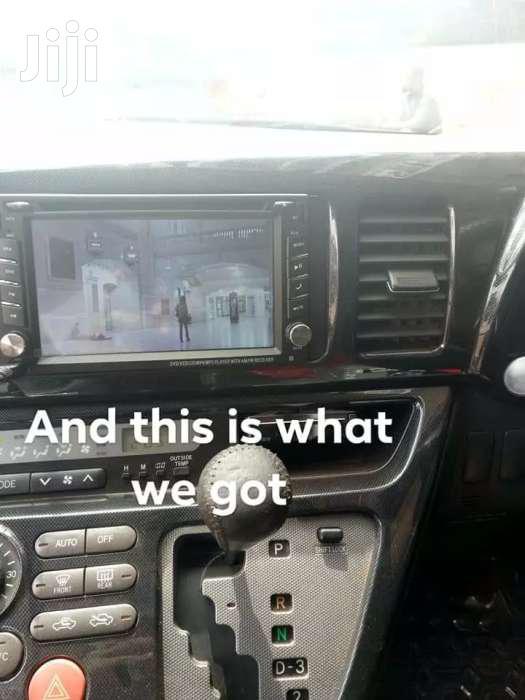 Toyota Wish Car Radio | Vehicle Parts & Accessories for sale in Kampala, Central Region, Uganda