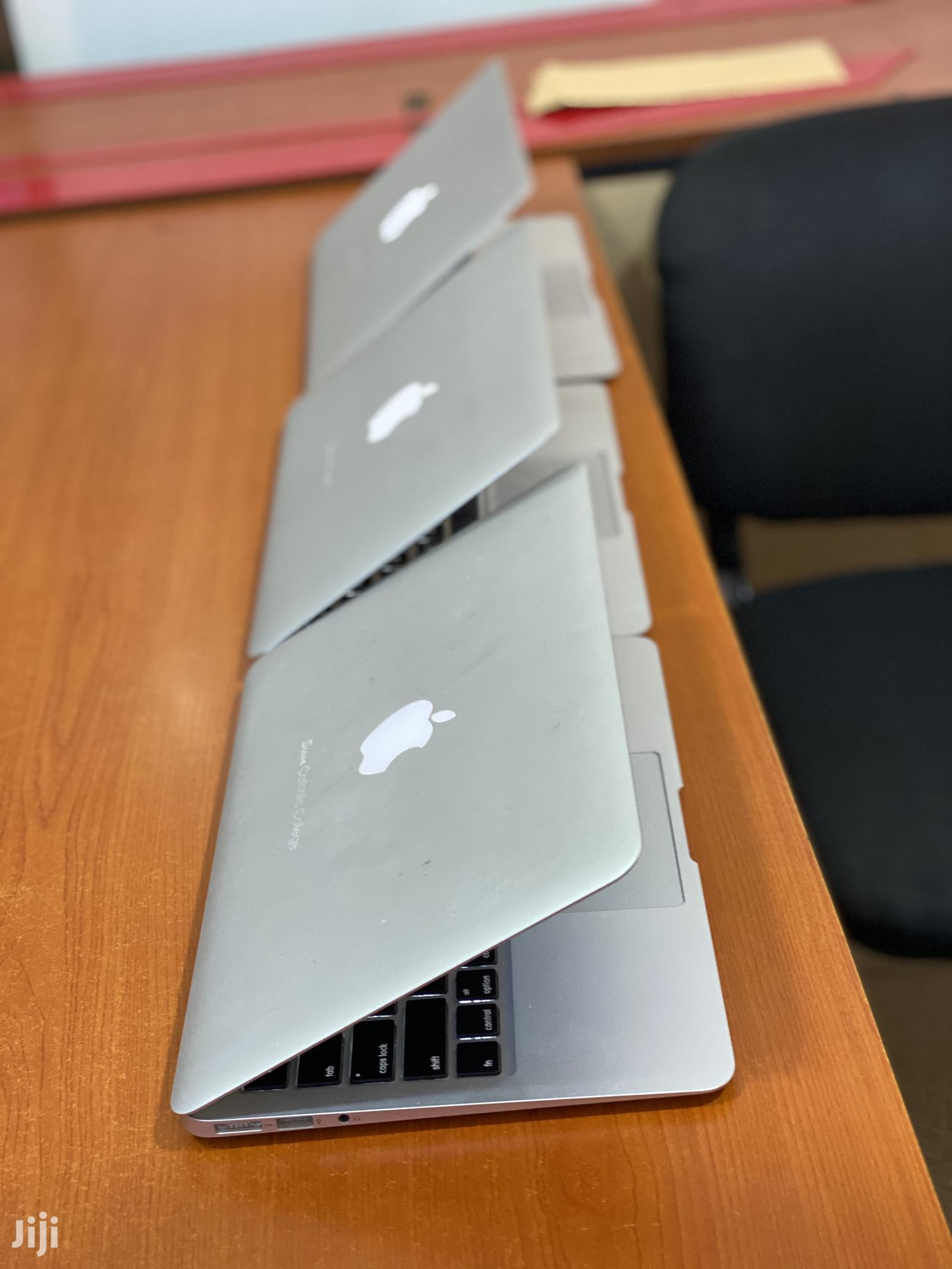Laptop Apple MacBook Air 4GB Intel Core i5 SSHD (Hybrid) 128GB | Laptops & Computers for sale in Kampala, Central Region, Uganda