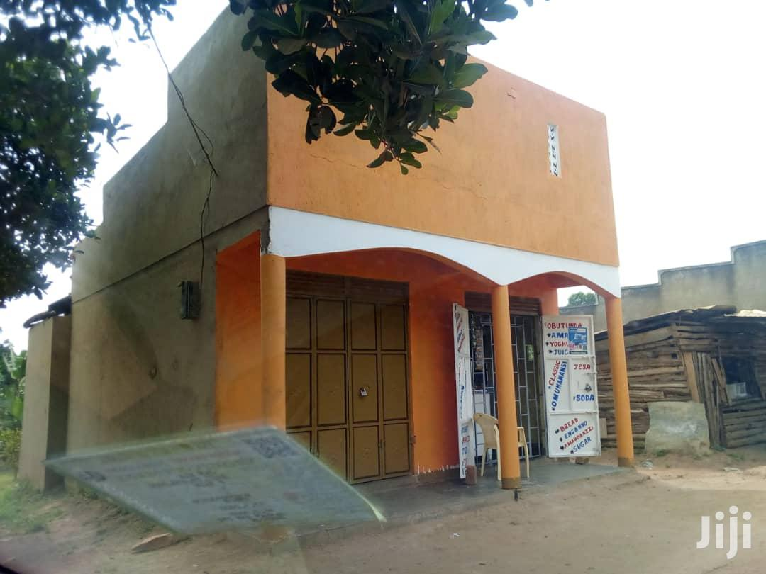 Two Commercial Shops On 50 Ft X 30 Ft Yielding Month Sale Bulenga