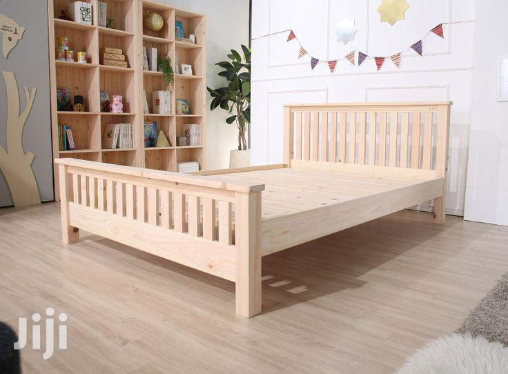Archive: Simple Wooden Bed
