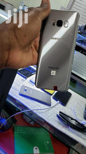 Samsung Galaxy S8 Plus 128 GB Silver   Mobile Phones for sale in Central Region, Kampala