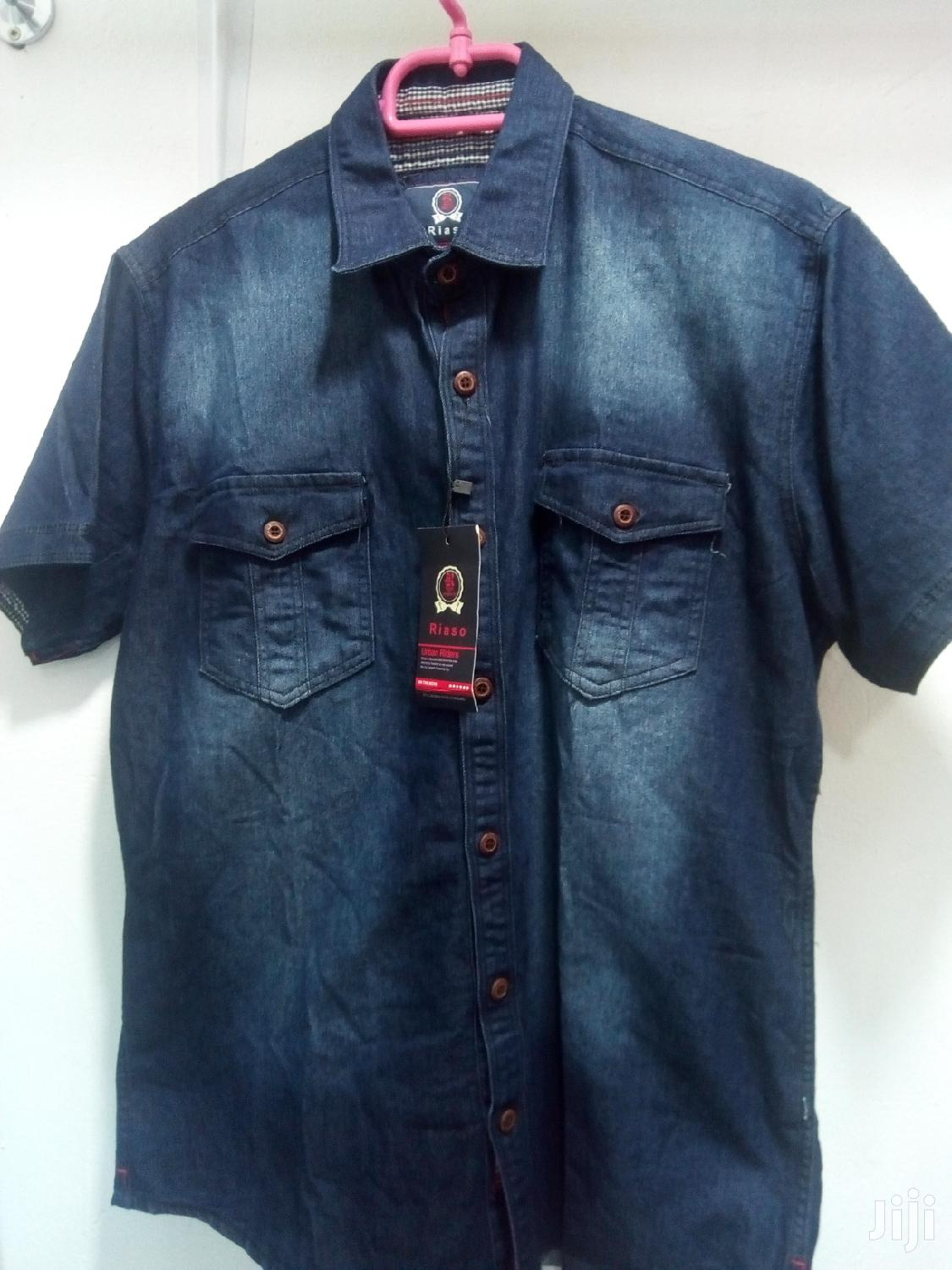 Brand New Jeans Shirts | Clothing for sale in Kampala, Central Region, Uganda