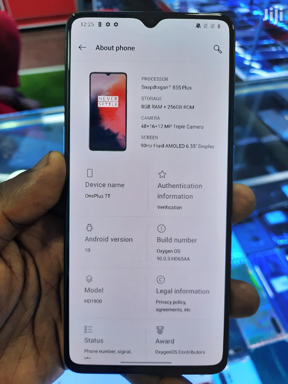 OnePlus 7T 256 GB Blue | Mobile Phones for sale in Kampala, Central Region, Uganda