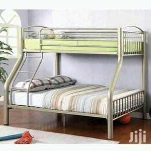 Kids Metallic Double Decker Bed   Children's Furniture for sale in Central Region, Kampala