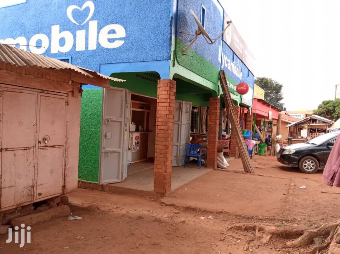 Shops Kitende Town On Entebbe Road For Sale