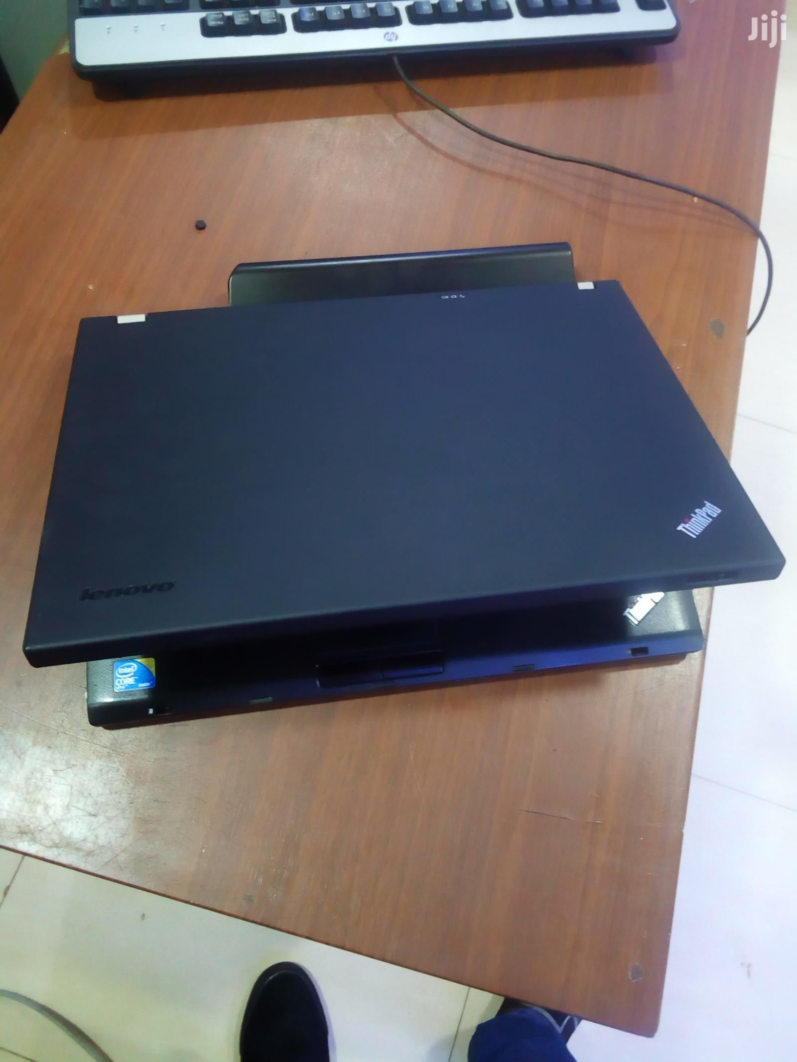 Laptop Lenovo ThinkPad T400 2GB Intel Core 2 Duo HDD 250GB | Laptops & Computers for sale in Kampala, Central Region, Uganda