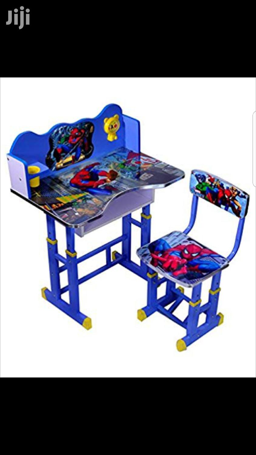 Kids Character Reading Tables
