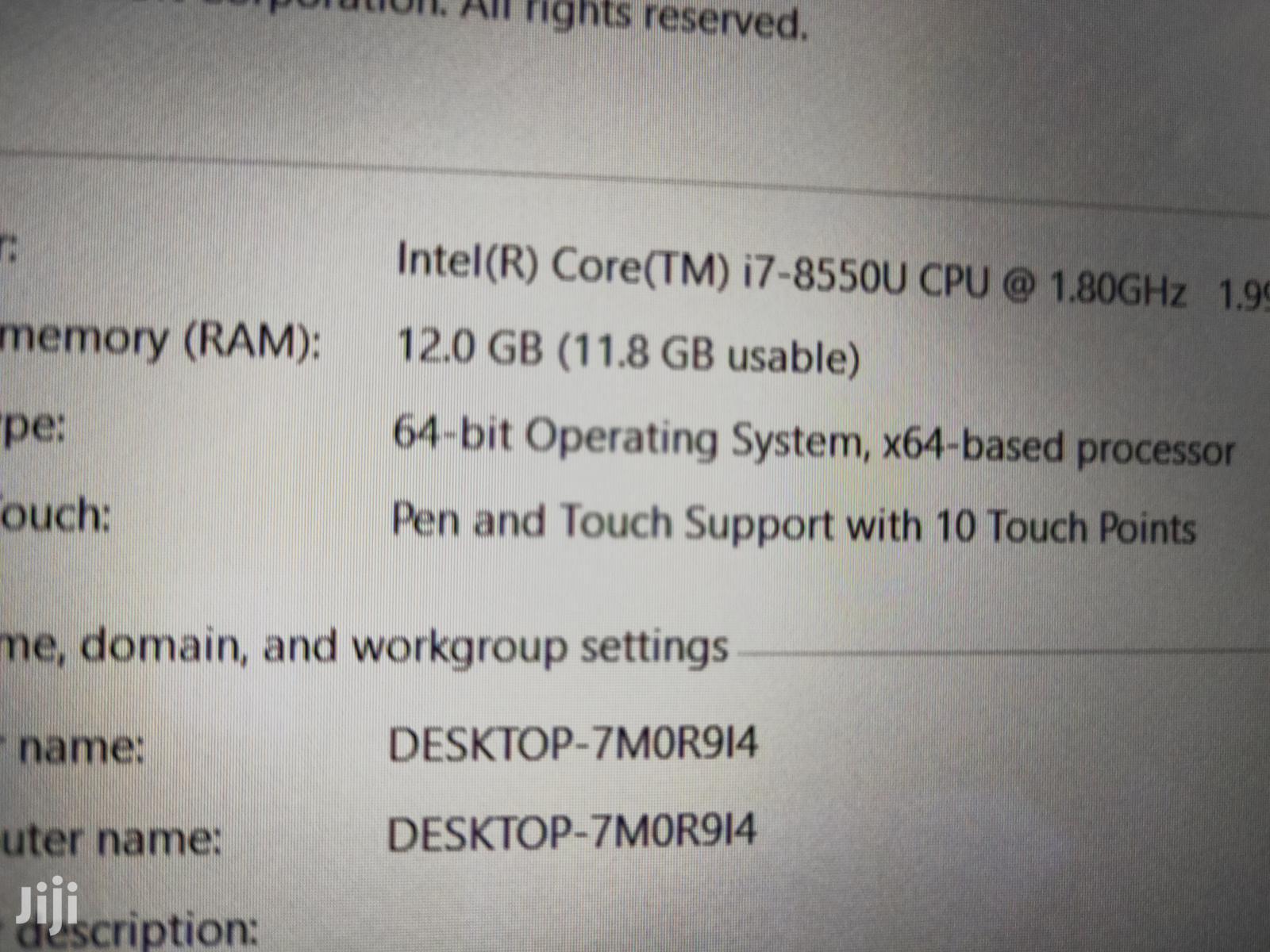 Archive: Laptop HP Envy X360 15-Cp0013nr 12GB Intel Core I7 SSD 500GB