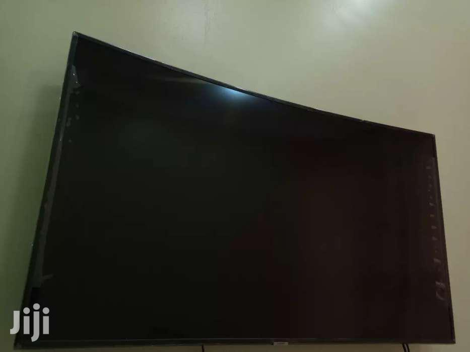 55inches Curve Samsung Smart UHD 4K