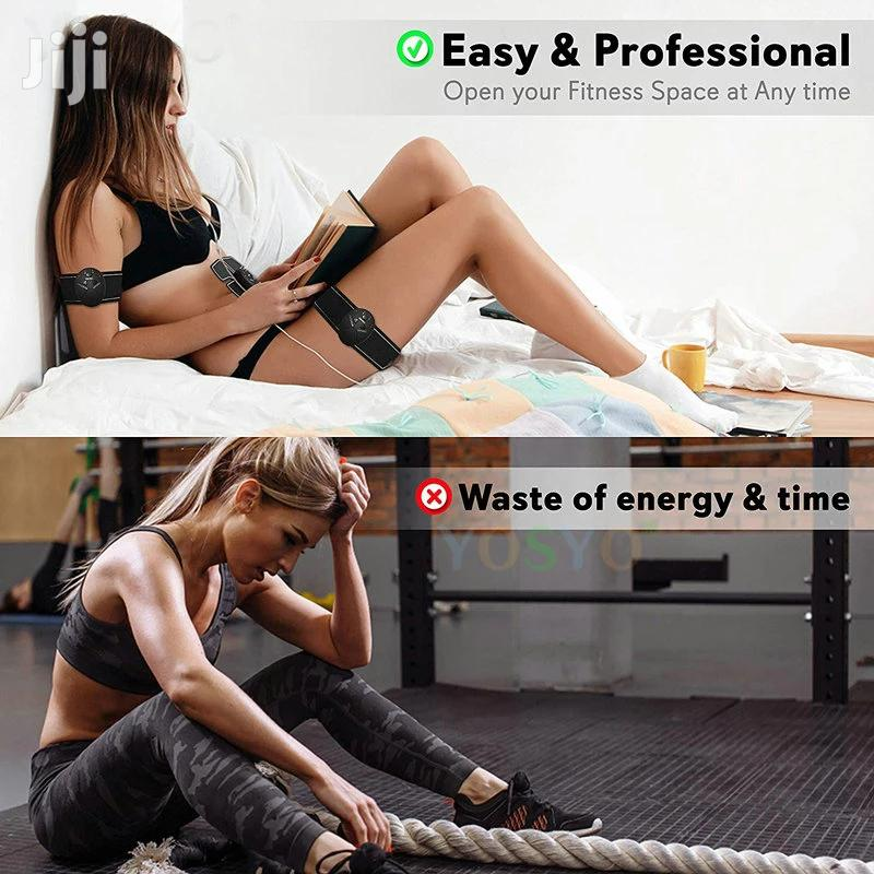 Slimming Muscle Stimulator Abdomen And Biceps Body Massager | Tools & Accessories for sale in Kampala, Central Region, Uganda
