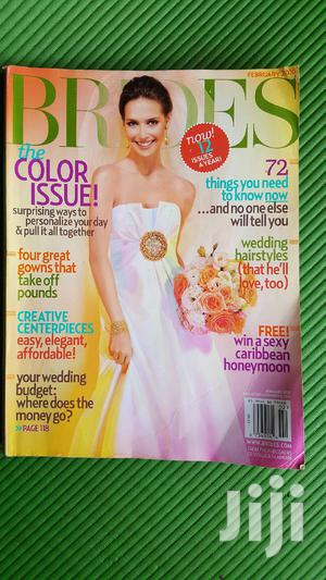 Brides Magazine 2010   Books & Games for sale in Central Region, Mukono
