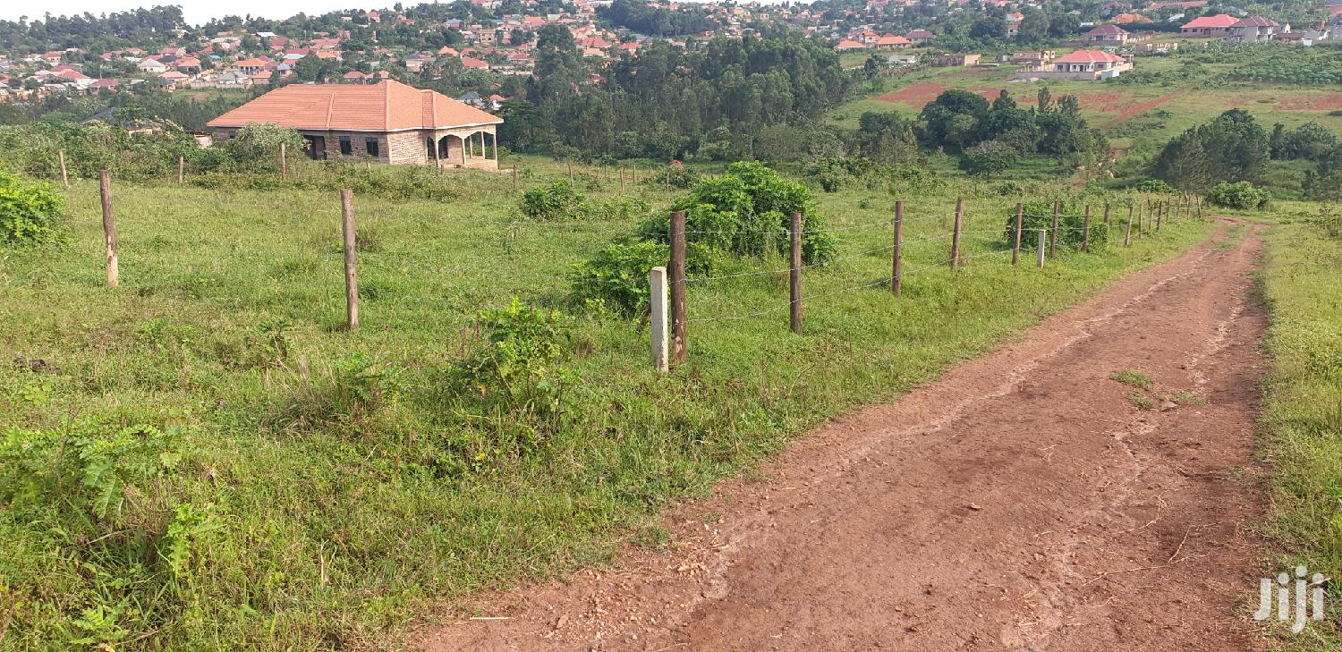 44 Decimals of Estate Land for Sale With Title in Wakiso Town Council