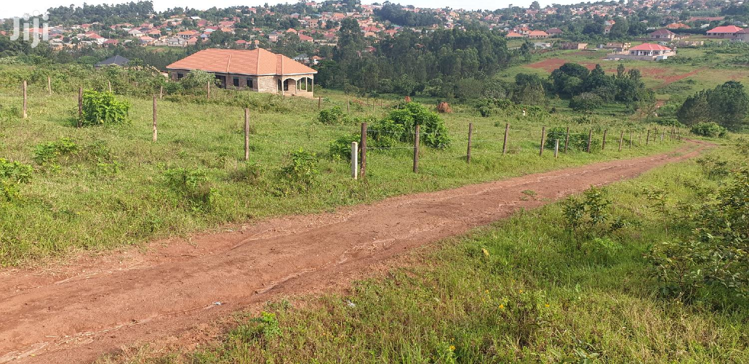 44 Decimals of Estate Land for Sale With Title in Wakiso Town Council | Land & Plots For Sale for sale in Wakiso, Central Region, Uganda