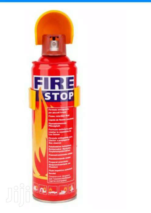 Portable Fire Extinguisher | Vehicle Parts & Accessories for sale in Kampala, Central Region, Uganda