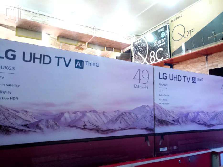 LG 49 INCHES SMART 4K DIGITAL FLAT SCREEN
