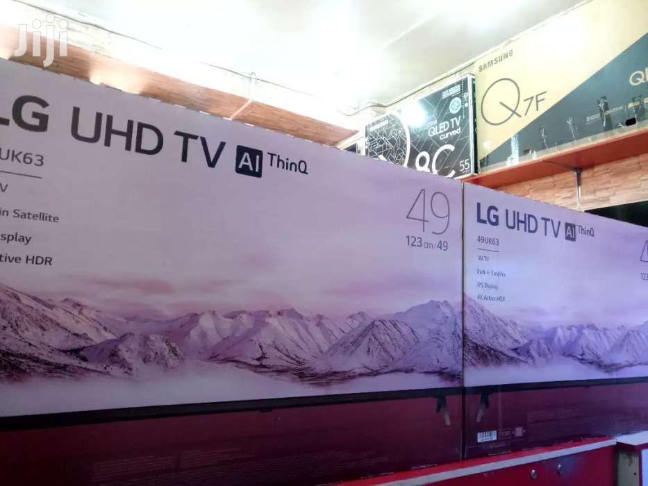 LG 49 INCHES SMART 4K DIGITAL FLAT SCREEN   TV & DVD Equipment for sale in Kampala, Central Region, Uganda