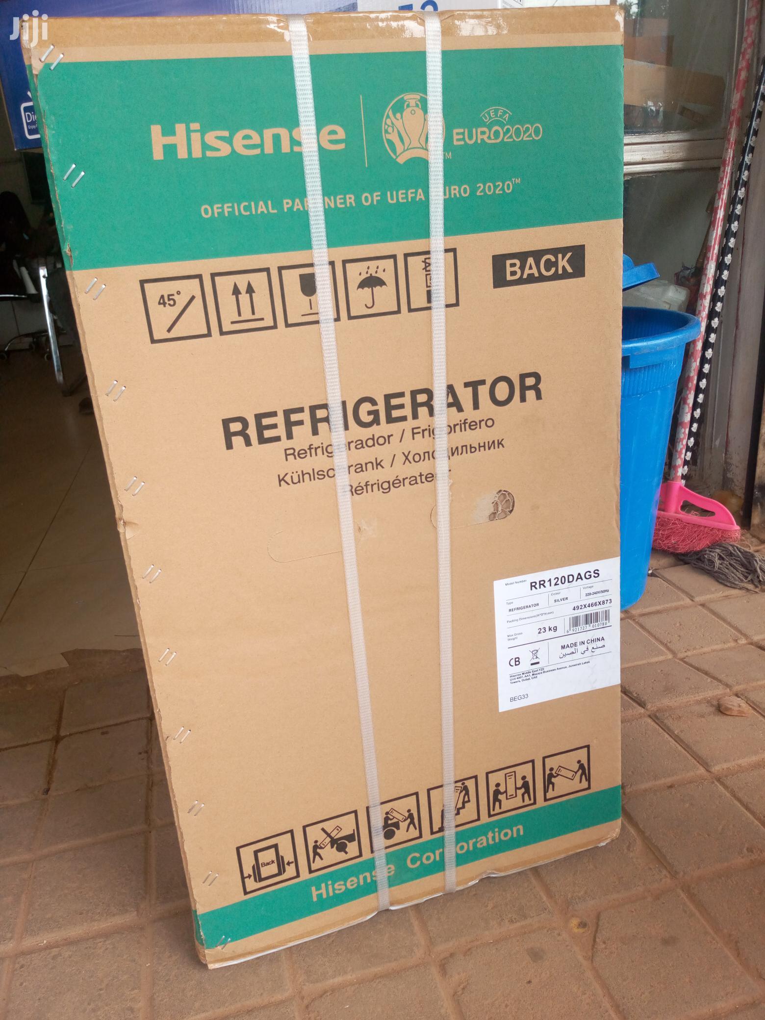 Hisense Refrigerator 120L