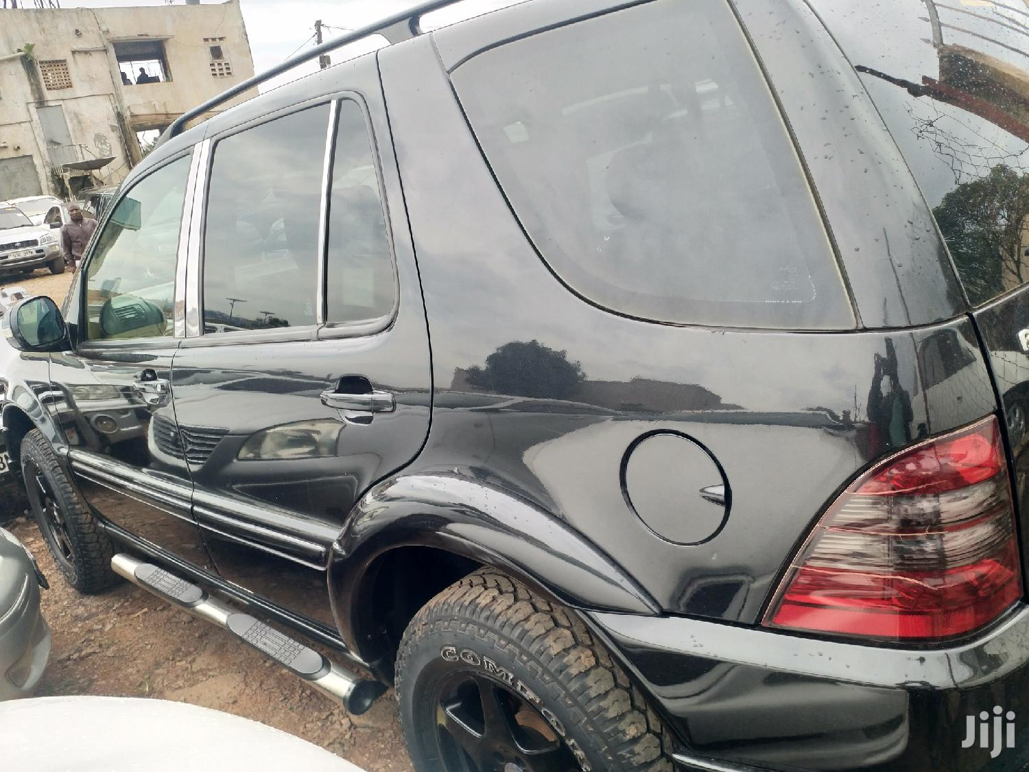 Mercedes-Benz M Class 2004 Black | Cars for sale in Kampala, Central Region, Uganda