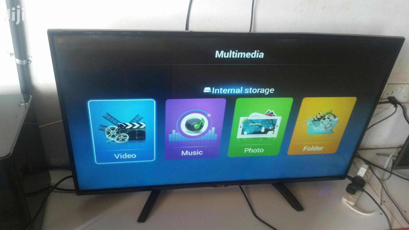 LG Led Flat Screen Tv 43 Inches