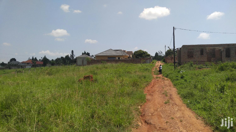 12 Decimals Plot Of Land In Namugongo Nabusugwe For Sale